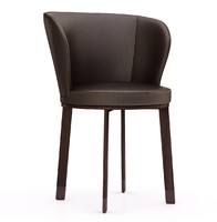 giorgetti chair 3d model
