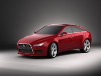 Mitsubishi Spotback Concept