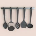 serving spoon 3D models