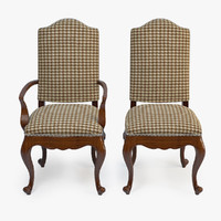 Lawrence Arm Chair & Side Chair