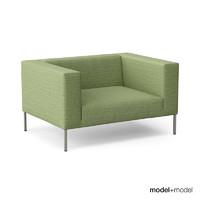 MDF Italia Alien sofas and armchair