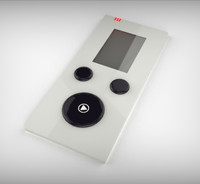 3d model mp4 player