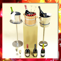 Champagne Ice Buckets Collection