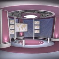Virtual Set 06