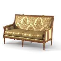 Armando Rho B 425 Two Seater Sofa