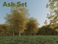 Ash Set