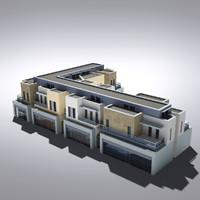 Modern Generic Building 019
