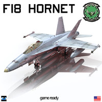 F18 Hornet / Fighting 195