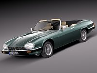 Jaguar XJS convertible 1975