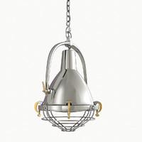 3d lamp condor