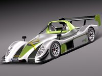max radical sr8 race car