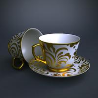 Tea Set 01
