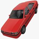 vauxhall 3D models