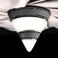 max designer chandelier canopy lamp light