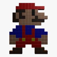 Mario 8Bit