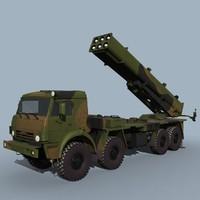 BM-30 Smerch 9A52-4