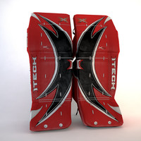Itech XWing Ice Hockey Goalie Pads