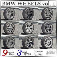 BMW wheels vol.1