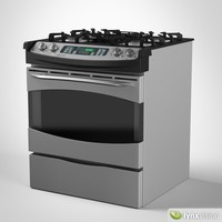general electric gas range max