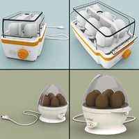 Egg Cookers Collection