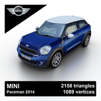 3ds max 2014 mini paceman all4