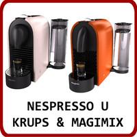 maya pack nespresso u krups