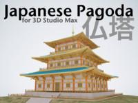 maya japanese pagoda