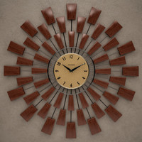 wall clock 3d 3ds