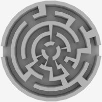 circle labyrinth 3d 3ds