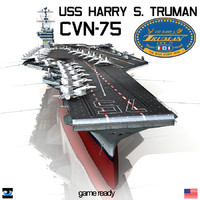 3d uss harry s truman