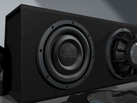 RE Audio SL 12 D4