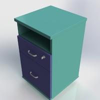 3dsmax furniture office