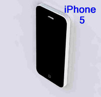 apple iphone 5 3d ige