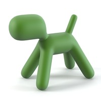 Magis XL-Ggreen Puppy Chair