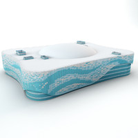 olympic 2014 sochi 3d model