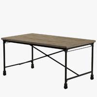 maya flatiron desk