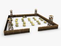 3d military camp