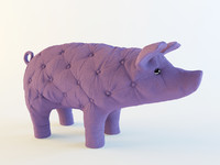 3ds max pig soft