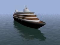 3d model shipo ship
