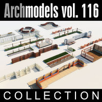archmodels 3d model