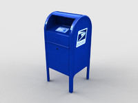 Post Office Mailbox