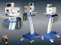 3d max medicine equipment