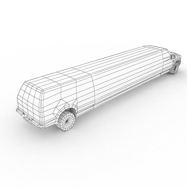 3d 2000 excursion model - Ford Excursion Limo 2000... by TAURUS_X