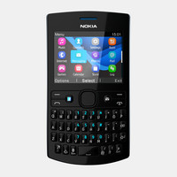 max nokia asha 205 mobile phone