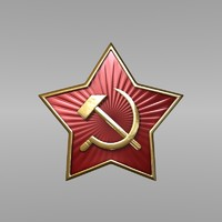 cap red star max