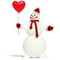 s snowman snow