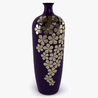 dxf daisy vase