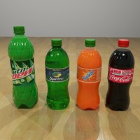 Plastic Pop Bottles
