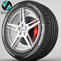 Wheel Volvo S60_6