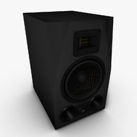 adam a8x speaker c4d